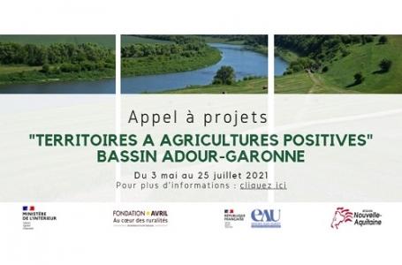 Appel à projets bassin Adour-Garonne